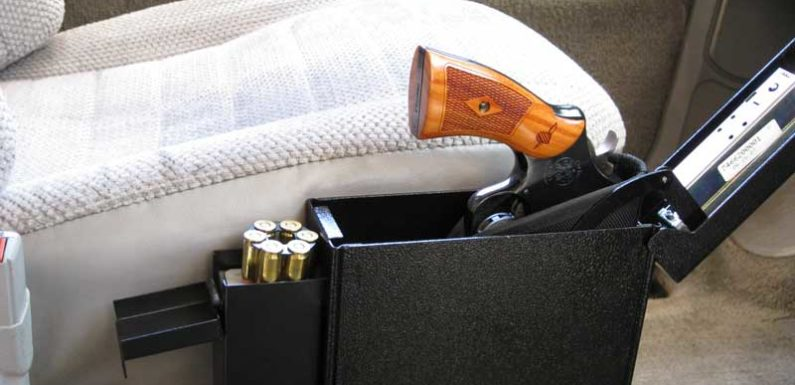 Why do you need a secure Vehicle Gun Safe?