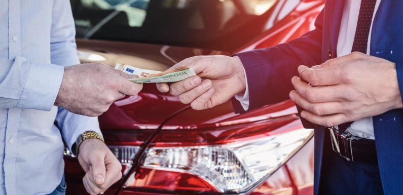 Guidelines on Using a Bill of Sale While Selling a Car