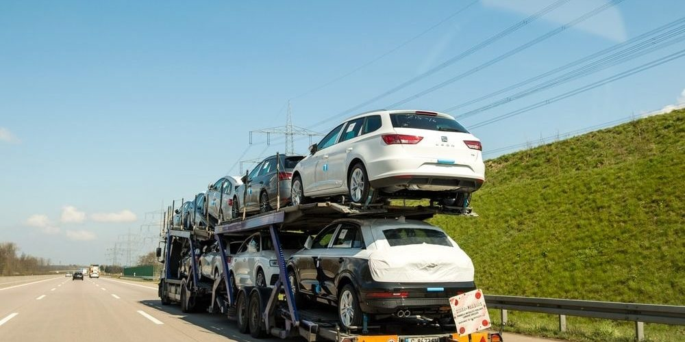 Different types of auto shipping services